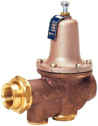 Water Pressure Regulator San Diego