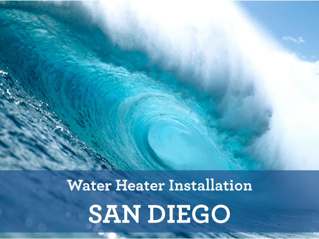 water heater installation san diego